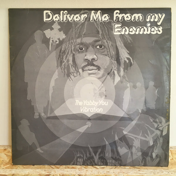 The Yabby You Vibration ‎– Deliver Me From My Enemies