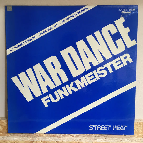 Funkmeister ‎– War Dance