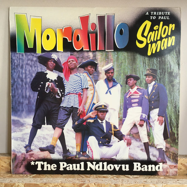 Mordillo – Sailor Man