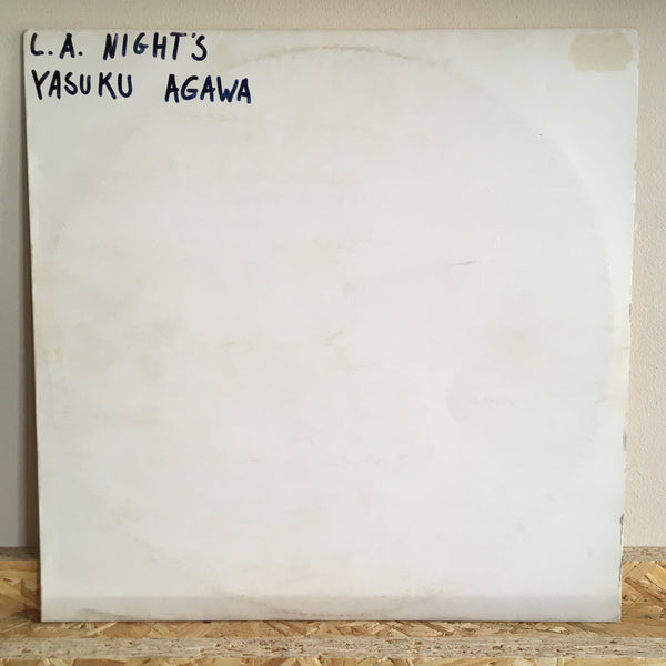Yasuko Agawa ‎– L.A. Nights