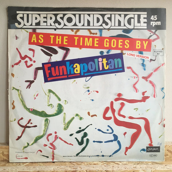 Funkapolitan ‎– As The Time Goes By