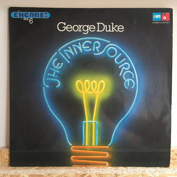 George Duke ‎– The Inner Source