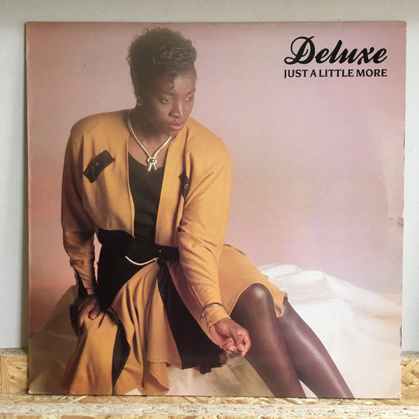 Deluxe ‎– Just A Little More