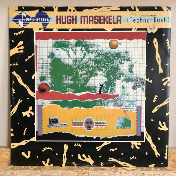 Hugh Masekela ‎– Don't Go Lose It Baby