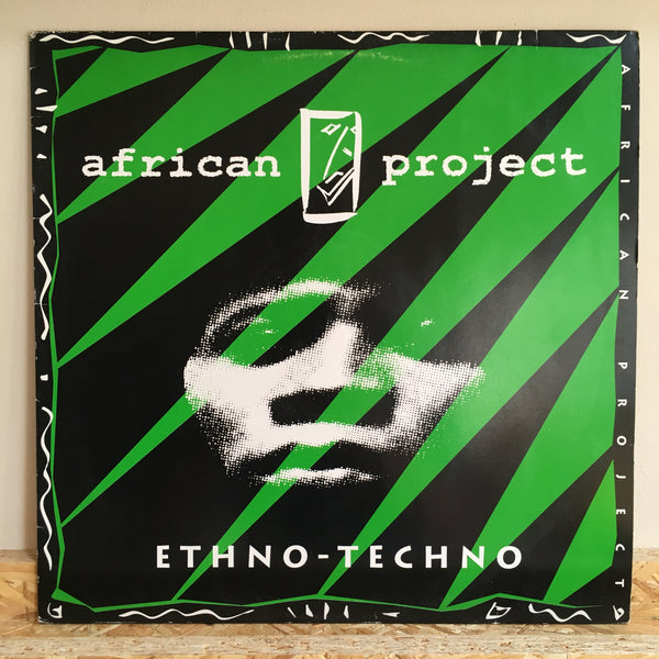 African Project ‎– Ethno-Techno