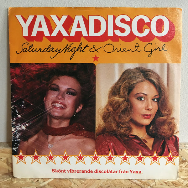 Yaxadisco ‎– Orient Girl