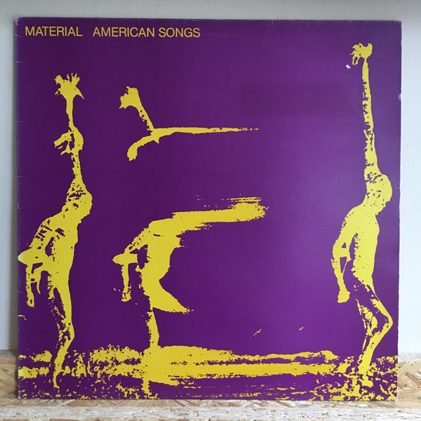 Material ‎– American Songs *French Press