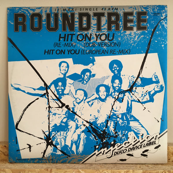 Roundtree - Hit on you