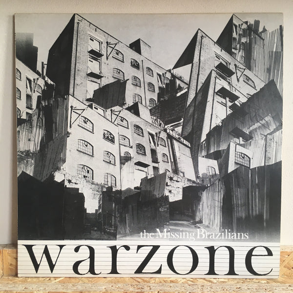 The Missing Brazilians ‎– Warzone
