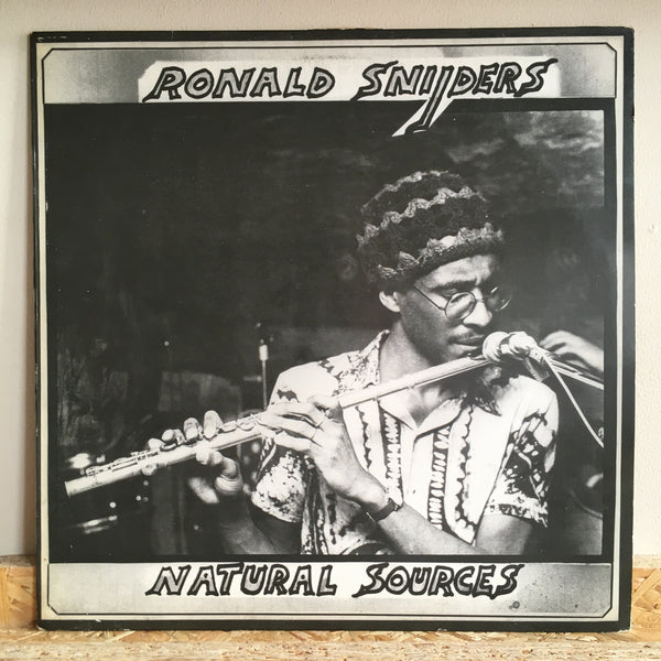 Ronald Snijders ‎– Natural Sources
