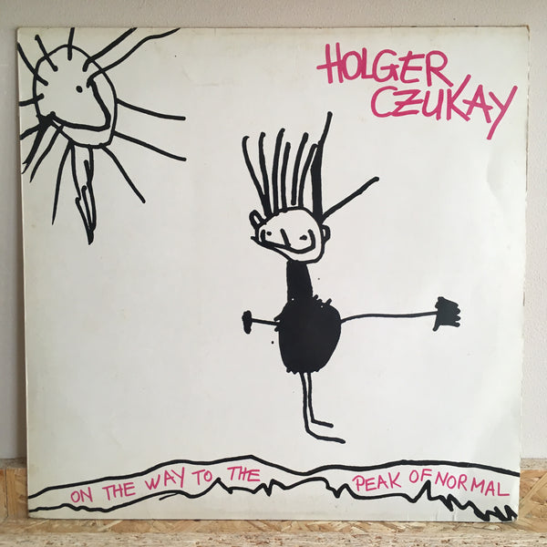 Holger Czukay ‎– On The Way To The Peak Of Normal