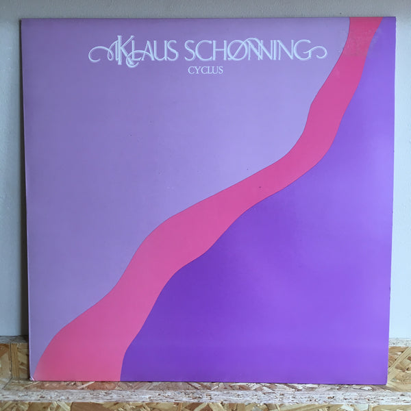 Klaus Schønning ‎– Cyclus *2nd Pressing
