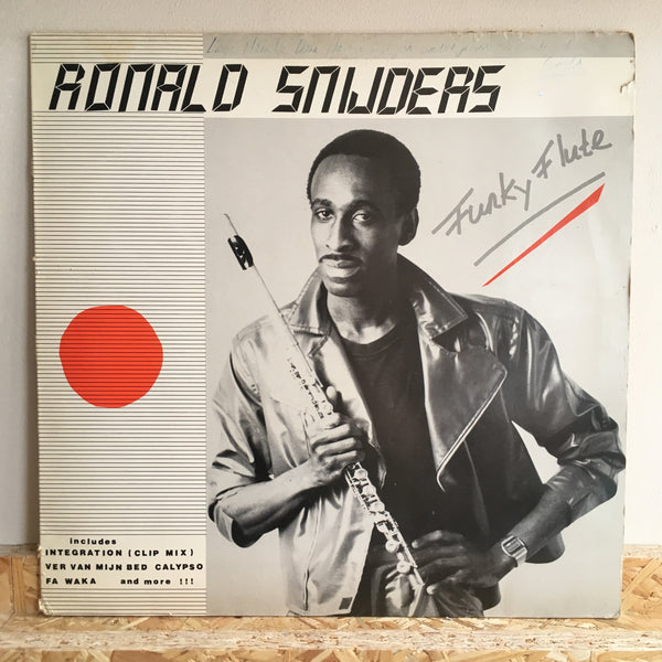 Ronald Snijders ‎– Funky Flute