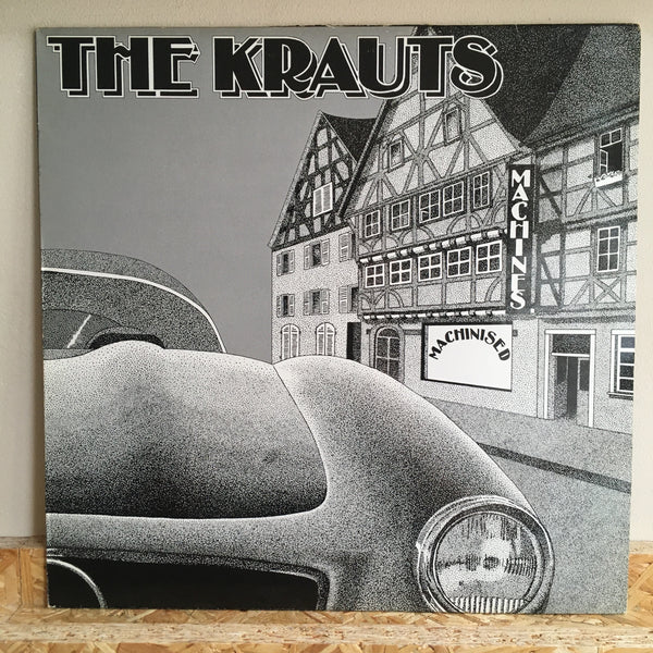 The Krauts ‎– America