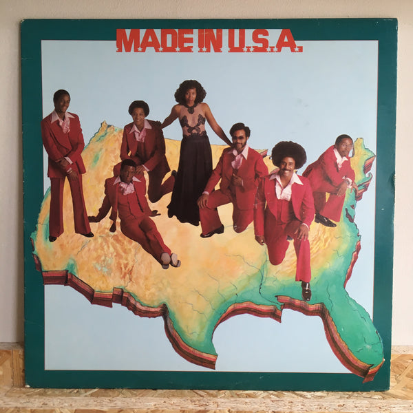 Made In USA ‎– S/T