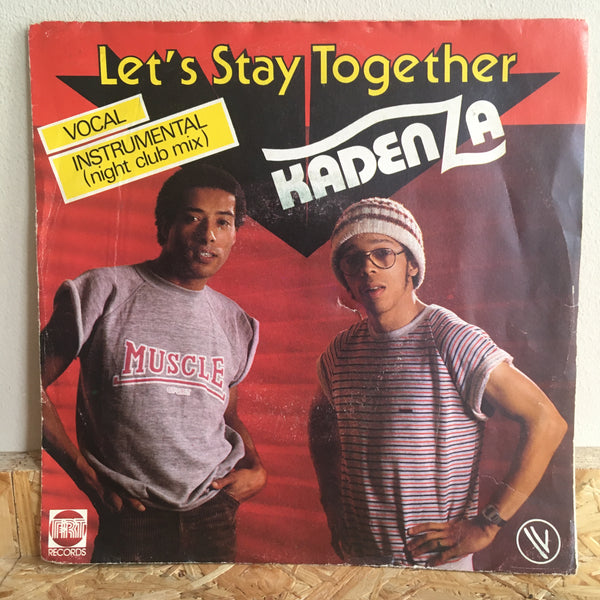 Kadenza ‎– Let's Stay Together