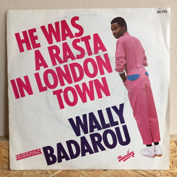 Wally Badarou ‎– He Was A Rasta In London Town