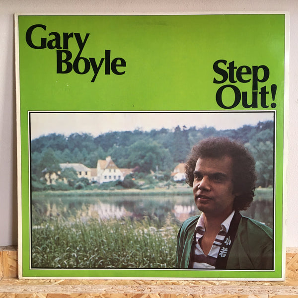 Gary Boyle ‎– Step Out!