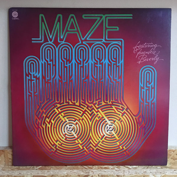Maze Featuring Frankie Beverly ‎– S/T