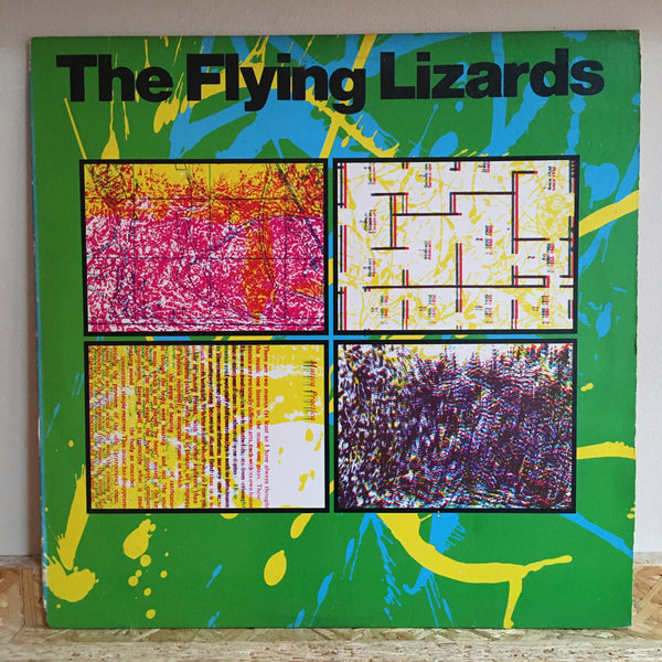 The Flying Lizards - S/T