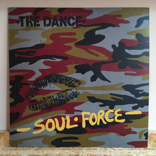 The Dance ‎– Soul Force