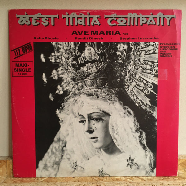 West India Company ‎– Ave Maria *German 2 track green vinyl press