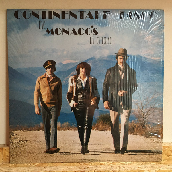 The Monaco Family ‎– Continentale Disco
