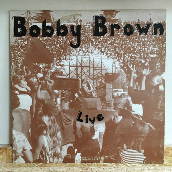 Bobby Brown ‎– Live