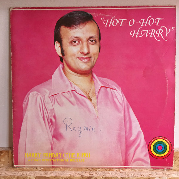 Harry Panday (The King) ‎– Hot-O-Hot Harry