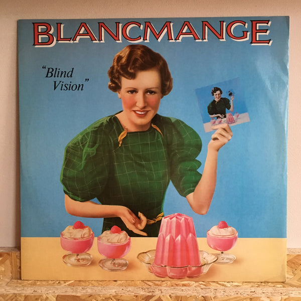 Blancmange ‎– On Our Way To?