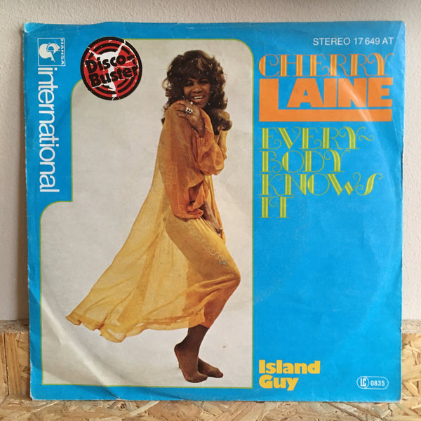 Cherry Laine ‎– Everybody Knows It