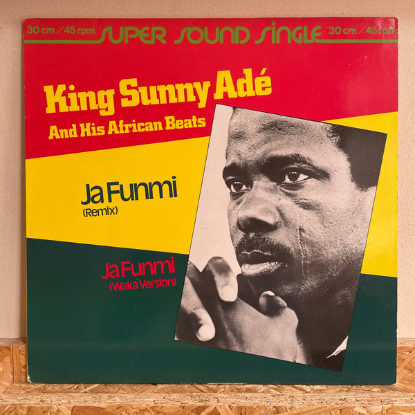King Sunny Adé And His African Beats ‎– Ja Funmi