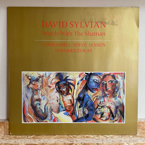 David Sylvian, Jon Hassell, Steve Jansen, Holger Czukay ‎– Words With The Shaman