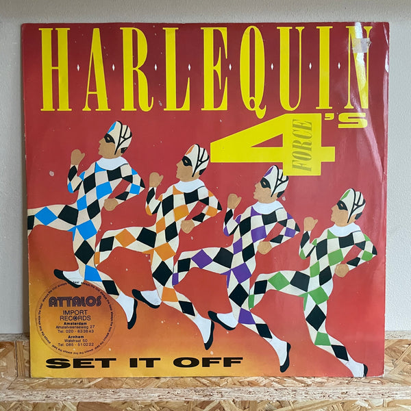 Harlequin Fours ‎– Set It Off