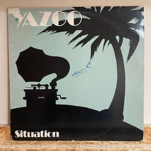 Yazoo ‎– Situation