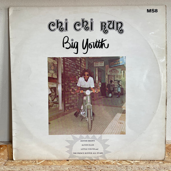Big Youth - Chi Chi Run