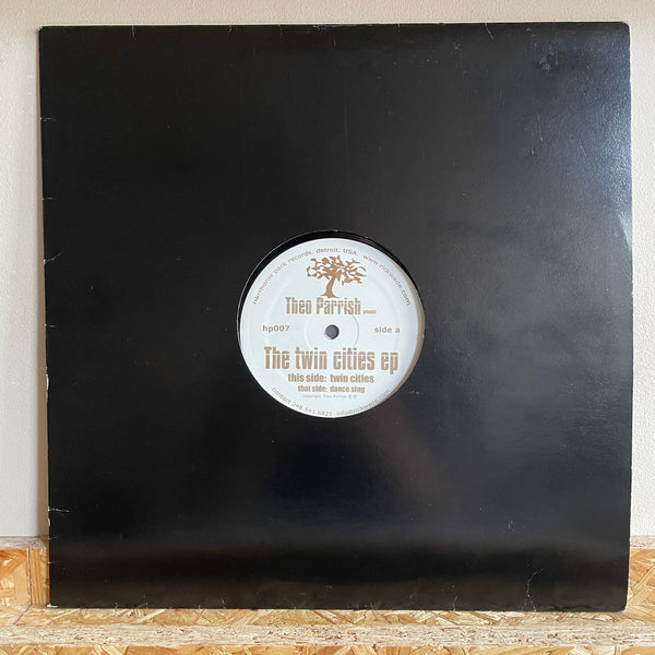 Theo Parrish ‎– The Twin Cities EP