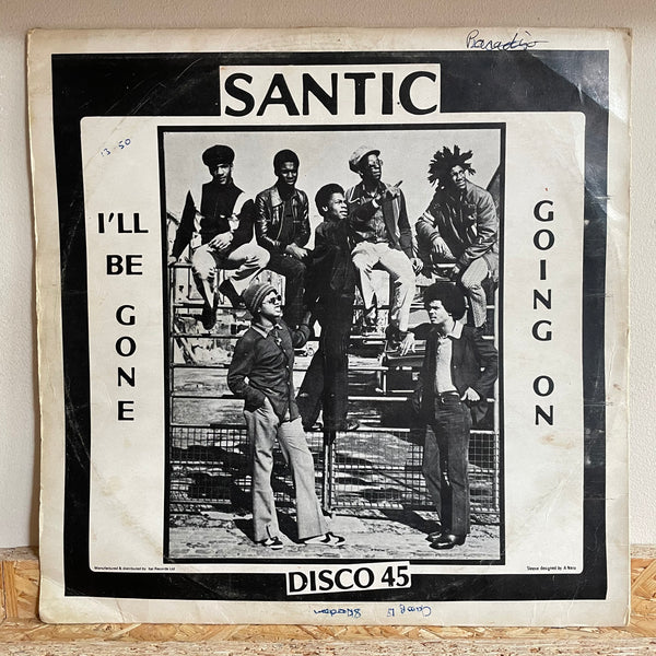 Santic - I'll Be Gone