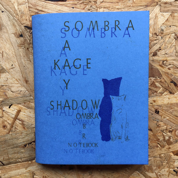 Jorge Velez - Shadow Notebook