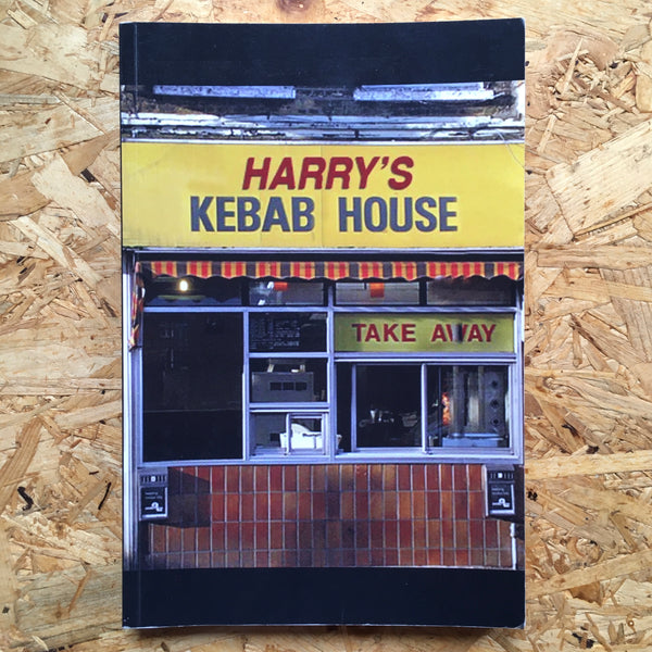 DJ Dribbler - Harry's Kebab House