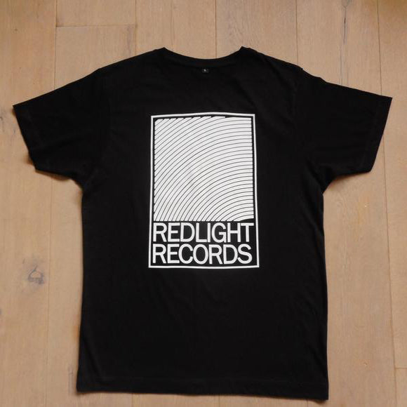 Red Light Records T-Shirt Black
