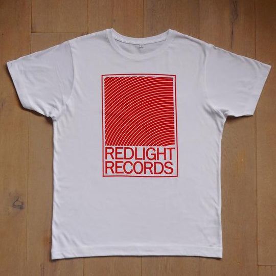 Red Light Records T-Shirt White