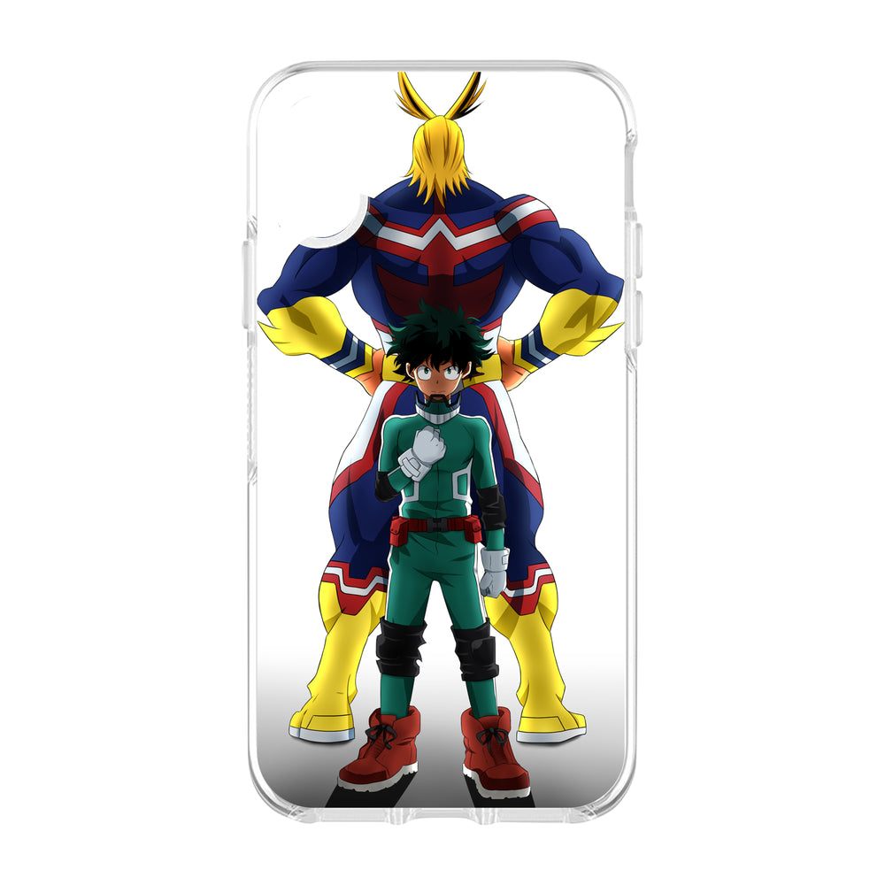 My Hero Academia - All Might Izuku Midoriya Phone Case