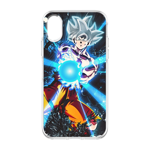 Dragon Ball Super - Goku Ultra Instinct Kamehameha Phone Case