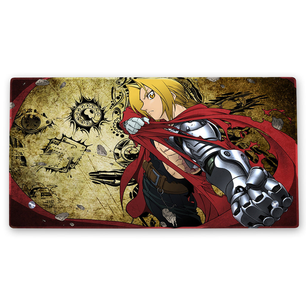 Fullmetal Alchemist – Edward Elric Glass Frame with Stand - Anime Senpai