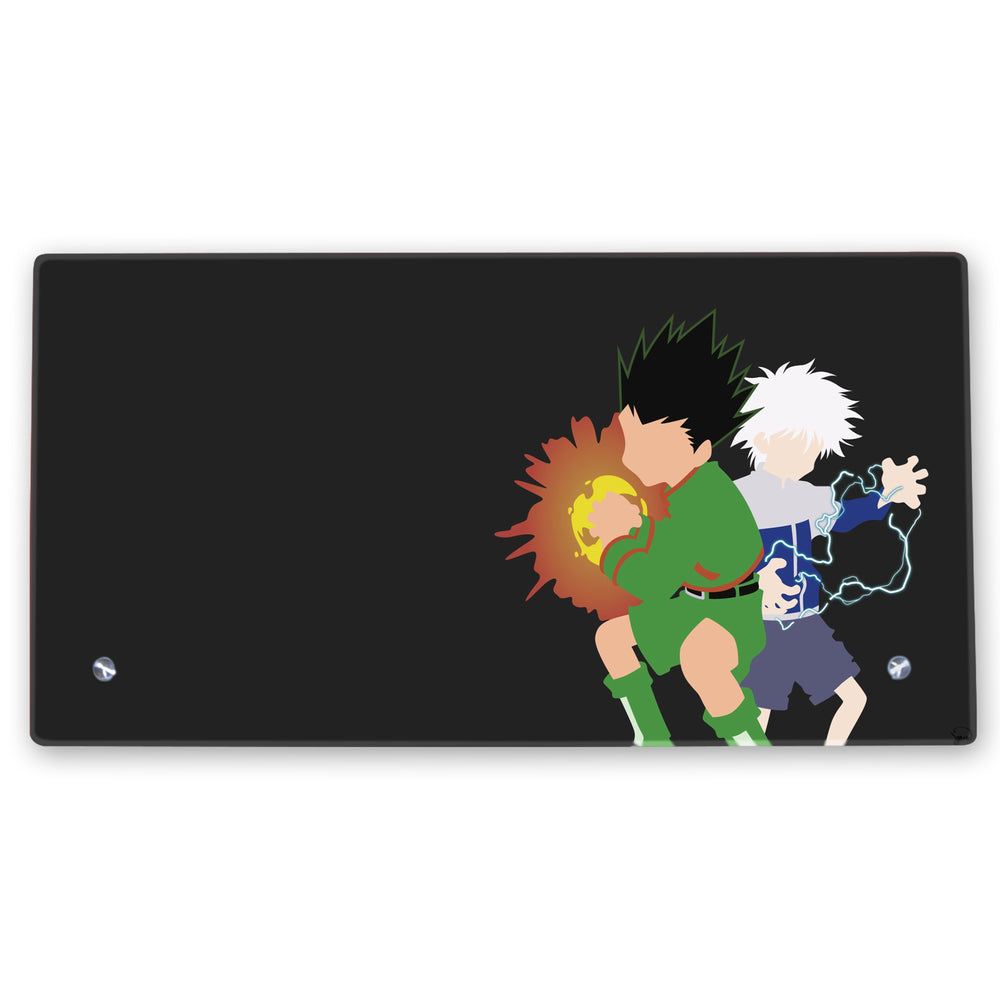 Hunter x Hunter – Glass Frame with Stand - Anime Senpai