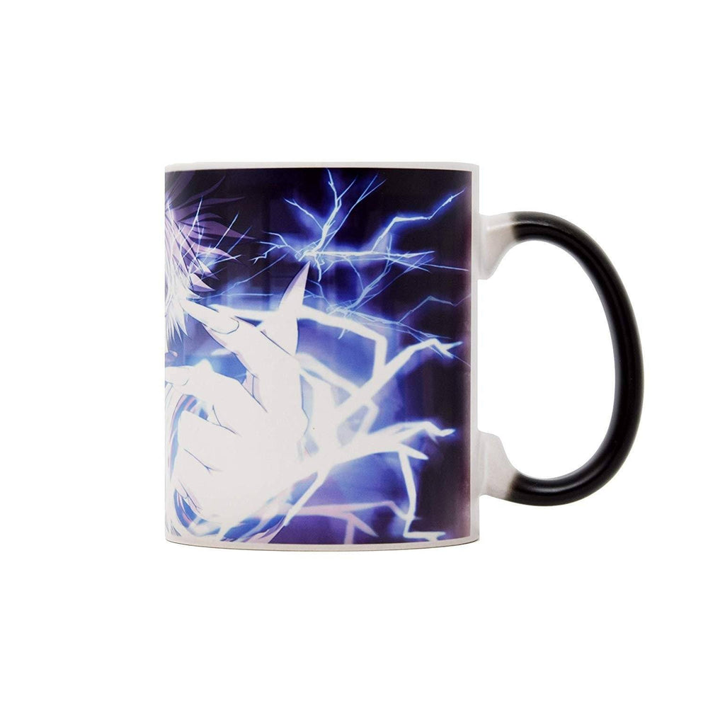 Hunter x Hunter - Killua Zoldyck Heat Changing Magic Mug - Anime Senpai