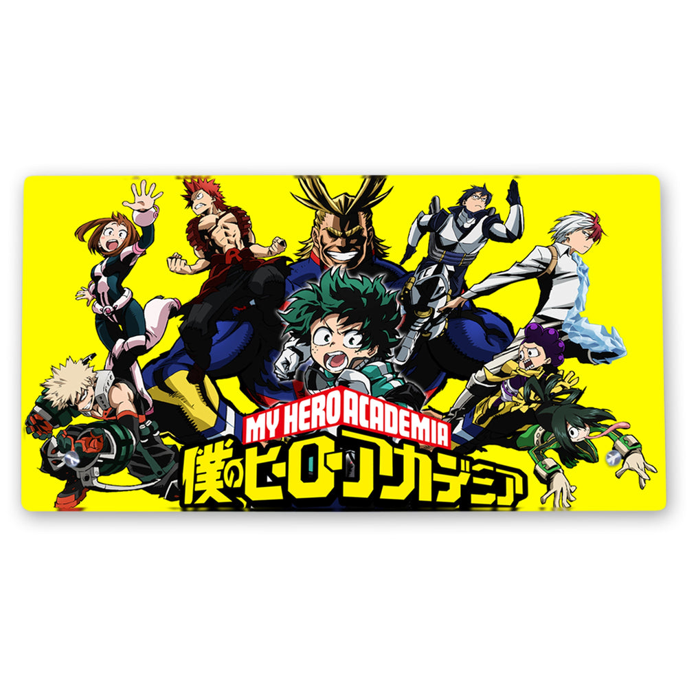 My Hero Academia – Glass Frame with Stand - Anime Senpai