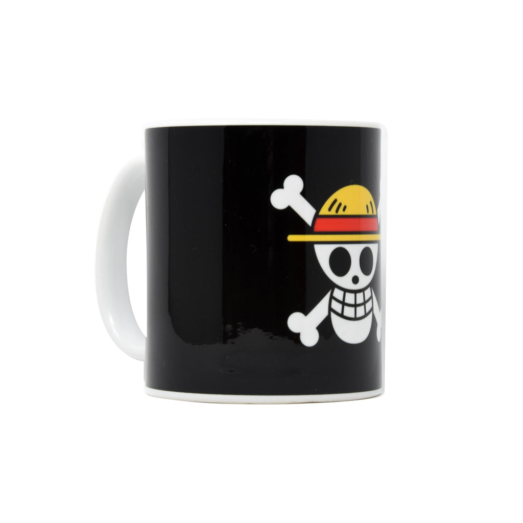 One Piece - Straw Hat Pirates Ceramic Handmade Mug - Anime Senpai