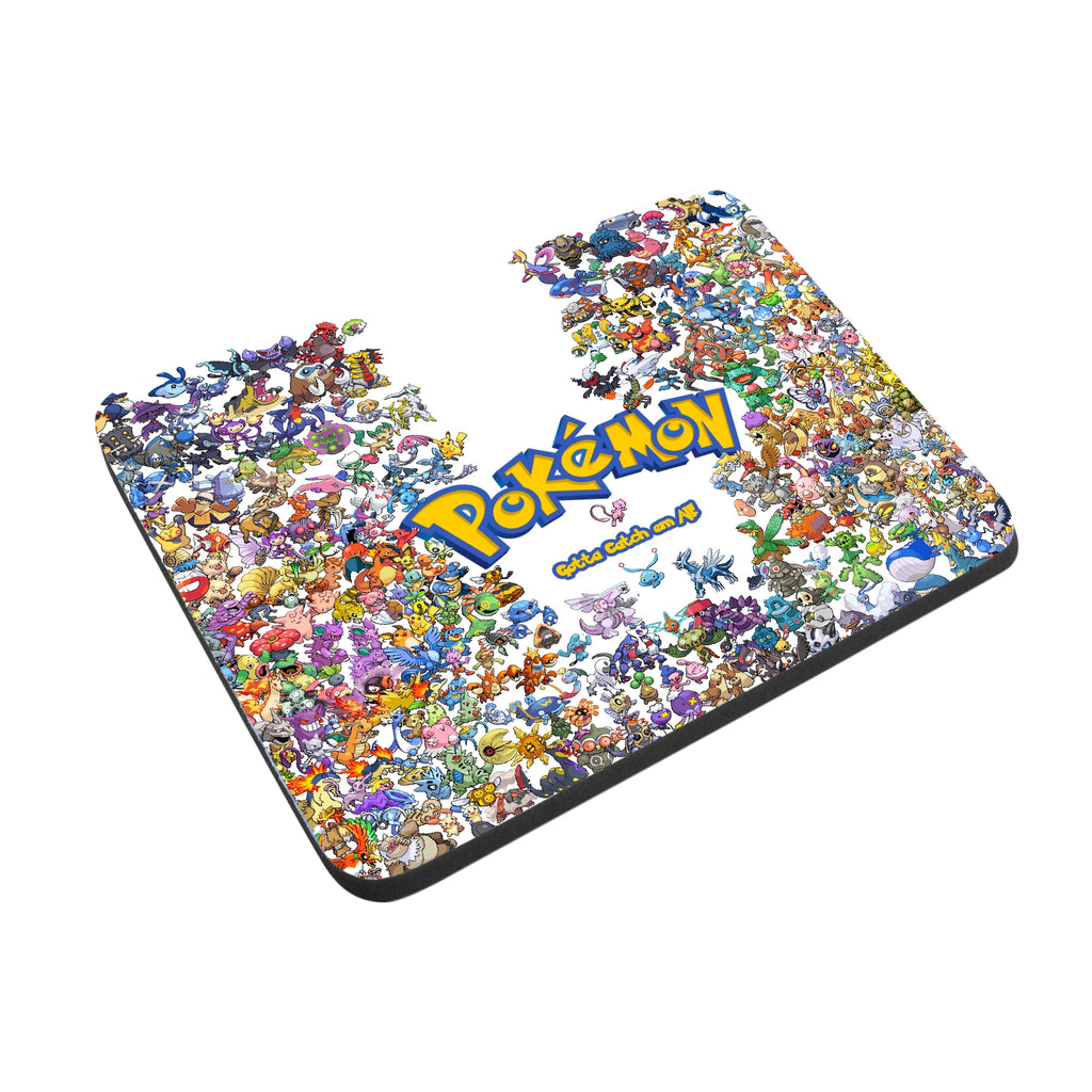 Pokemon - Generations Mouse Mat